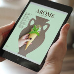 AROME № 5 aromaterapiya zhurnal